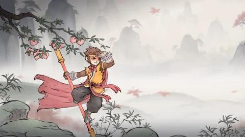 水墨风西游《墨斗》,一款纯粹的东方韵味格斗游戏